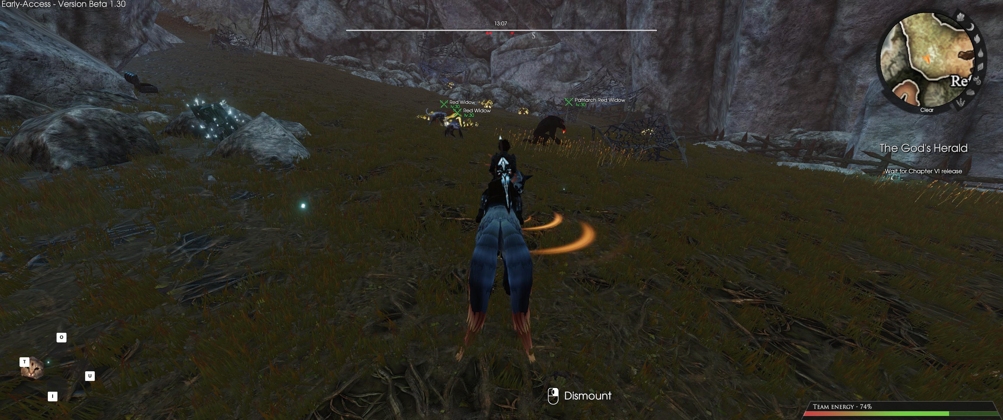Overworld bosses (Legendary Beasts l & ll - Achievement) image 38