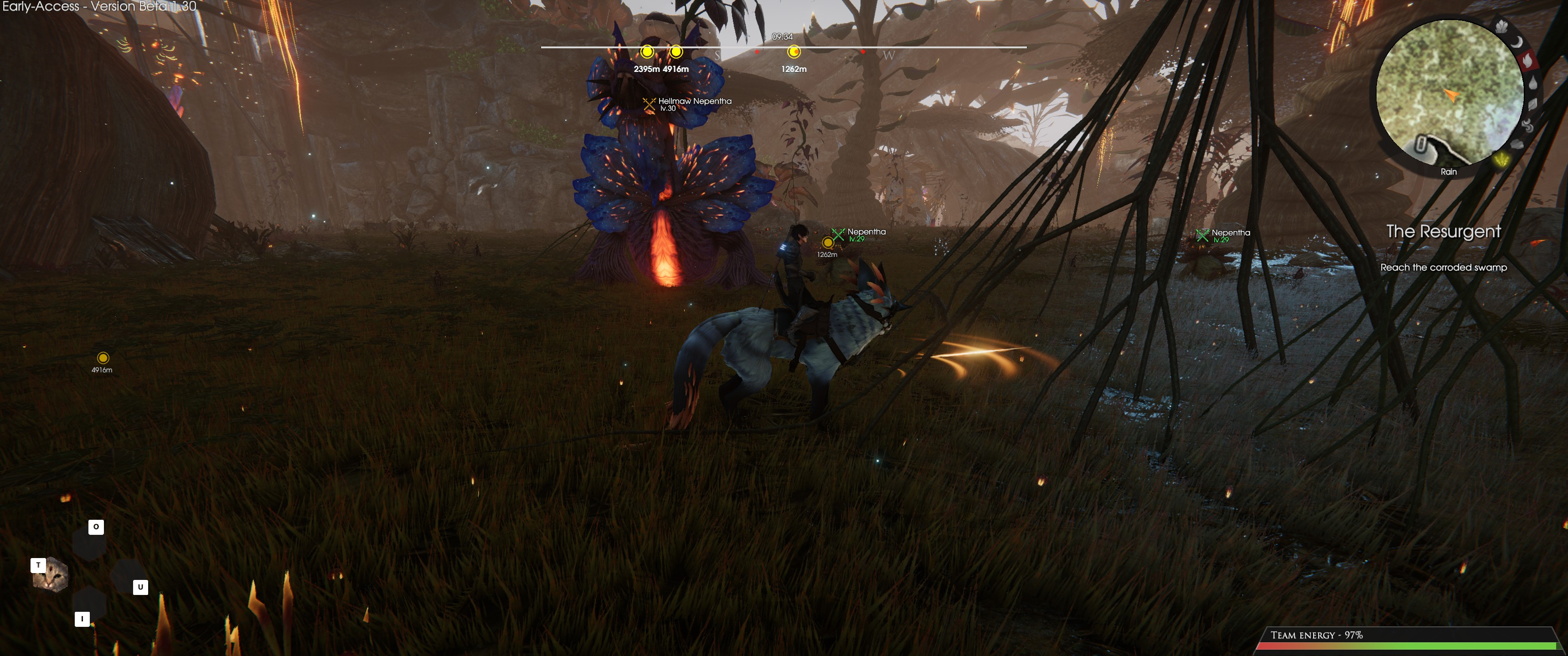 Overworld bosses (Legendary Beasts l & ll - Achievement) image 44