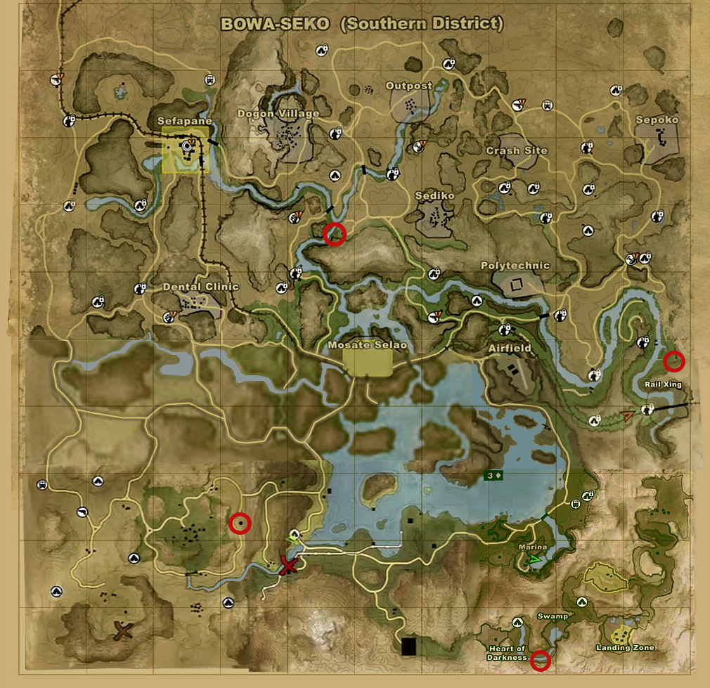 Steam Community Guide Far Cry 2 Golden Ak 47 Guide