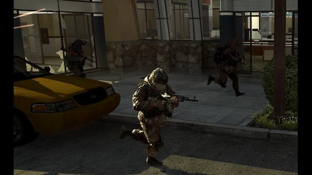 Steam Workshop :: Call of Duty MW2 Playermodels