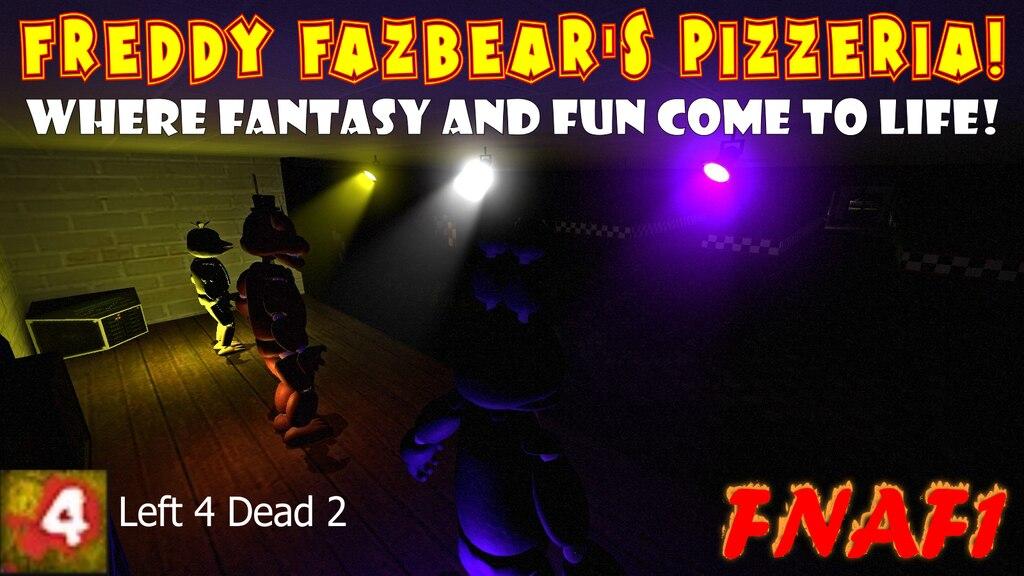 Steam Community :: :: Freddy Fazbear's Pizzeria - A map
