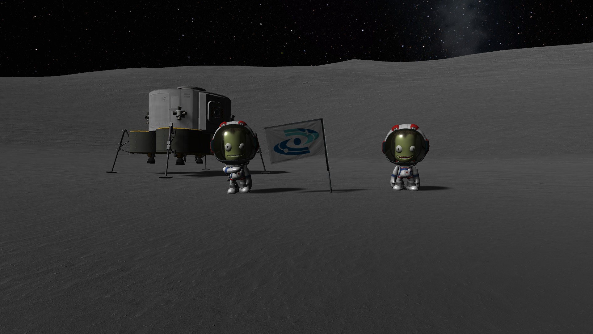 Postcard from the Mun