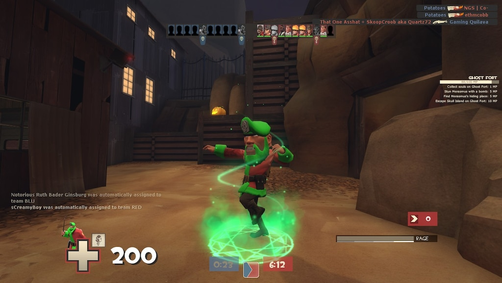 Steam Community :: Screenshot :: Sexy taunt for sexy soldier