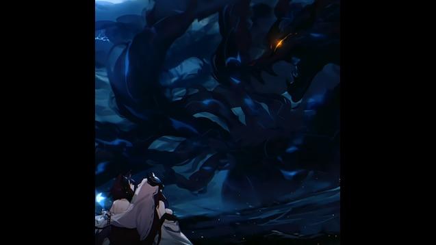 Steam Workshop Dark Shinano Leviathan 3k Azur Lane Chiyoda azur lane wallpaper
