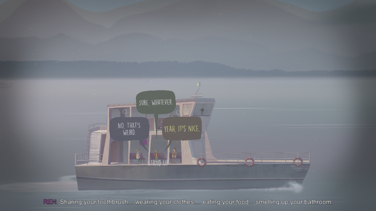 Oxenfree dating nona