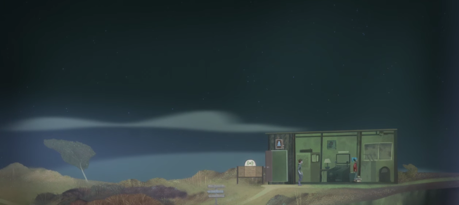 Steam Community :: Guide :: OXENFREE 100% Guide