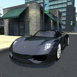 Steam Workshop 2013 Porsche 918 Spyder