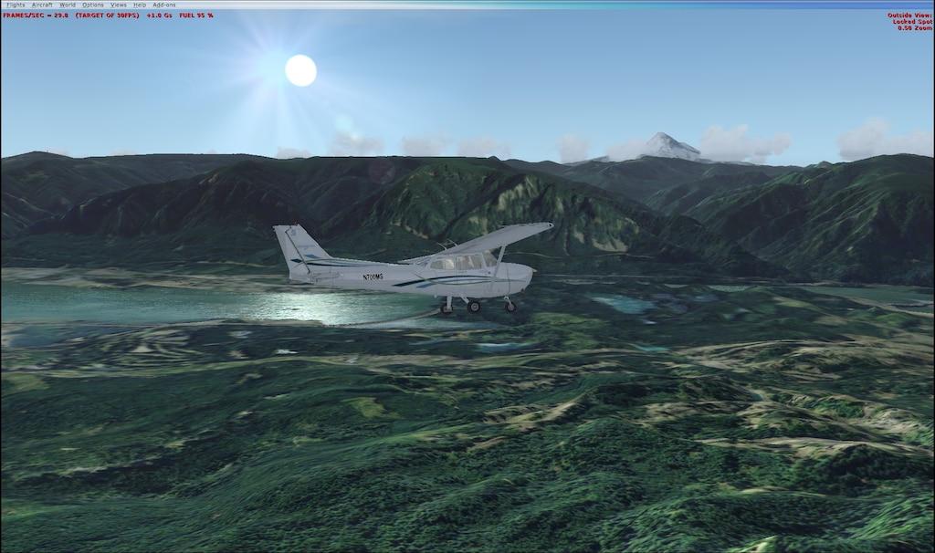 Steam Community :: Screenshot :: Columbia River Mt  Hood Oregon  Re
