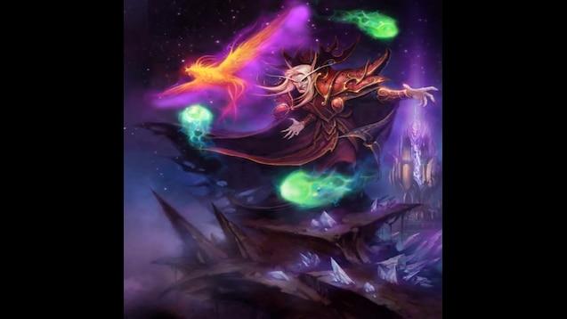 WoW Villians Animated Wallpaper World of Warcraft