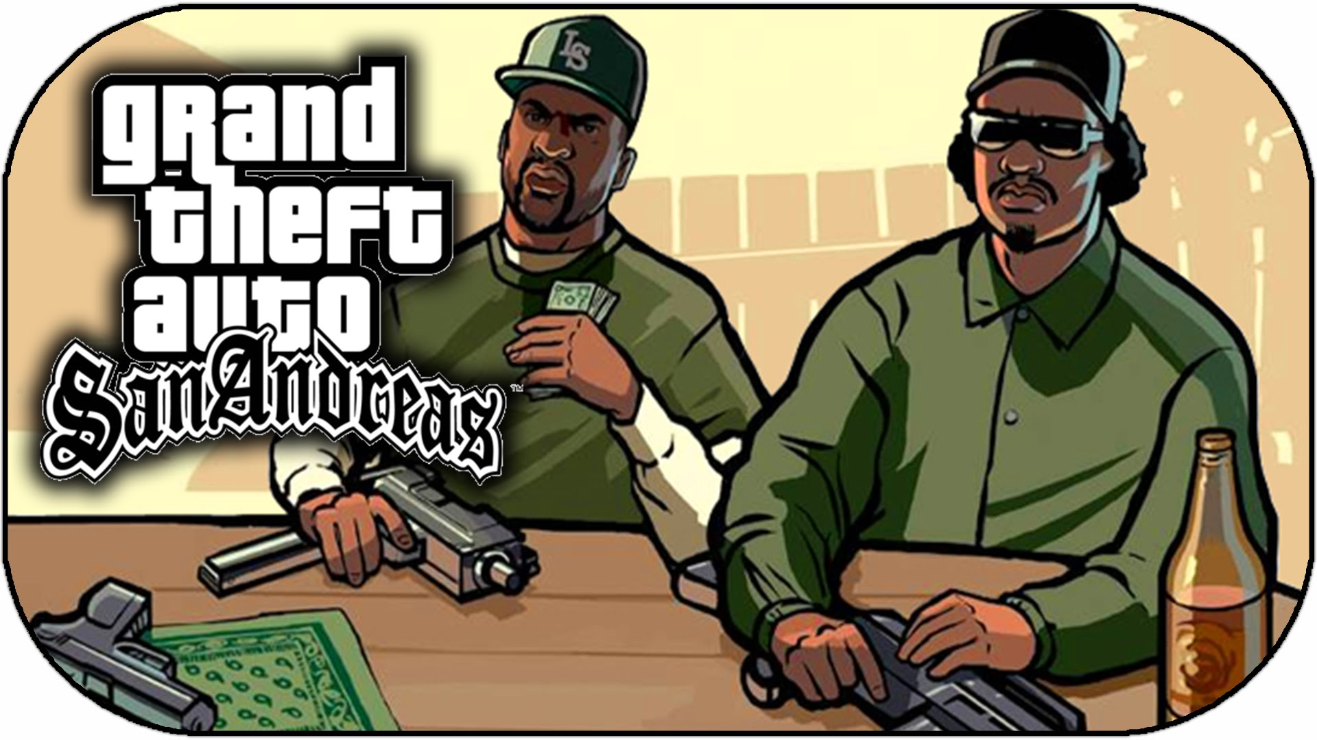 Grand Theft Auto: San Andreas lite v10 - Android king