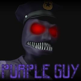 Steam Workshop :: [FNAF] Purple Guy - FanMade