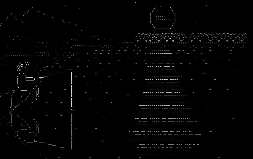 Steam Workshop :: Games with ASCII art