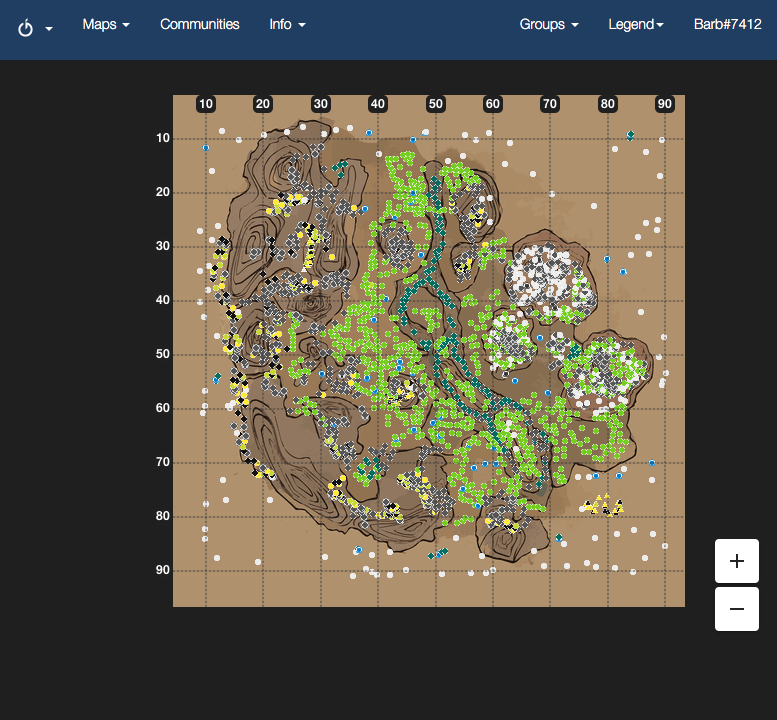 Steam Samfunn Guide Interactive Map With Resources And Groups