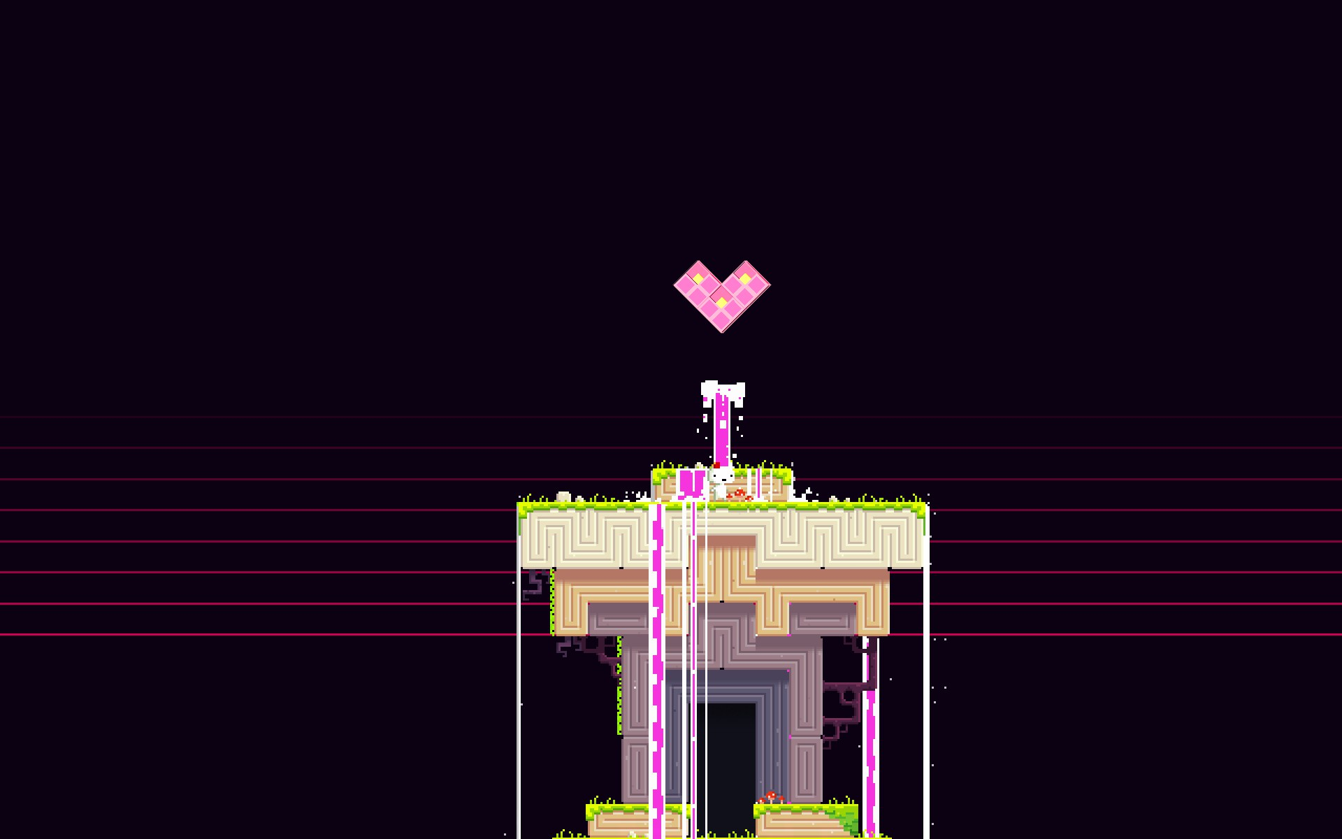 Steam Community :: Guide :: FEZ: A Guide for the Dimensionally