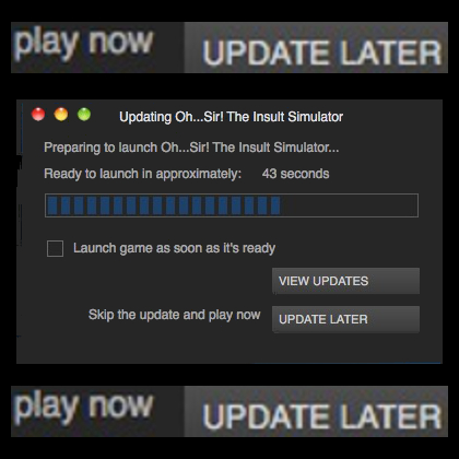 Steam Community :: Guide :: How To Skip Updates For Apps