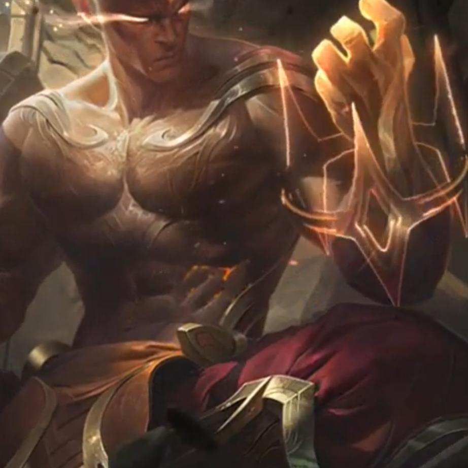 Steam Workshop 720p God Fist Lee Sin