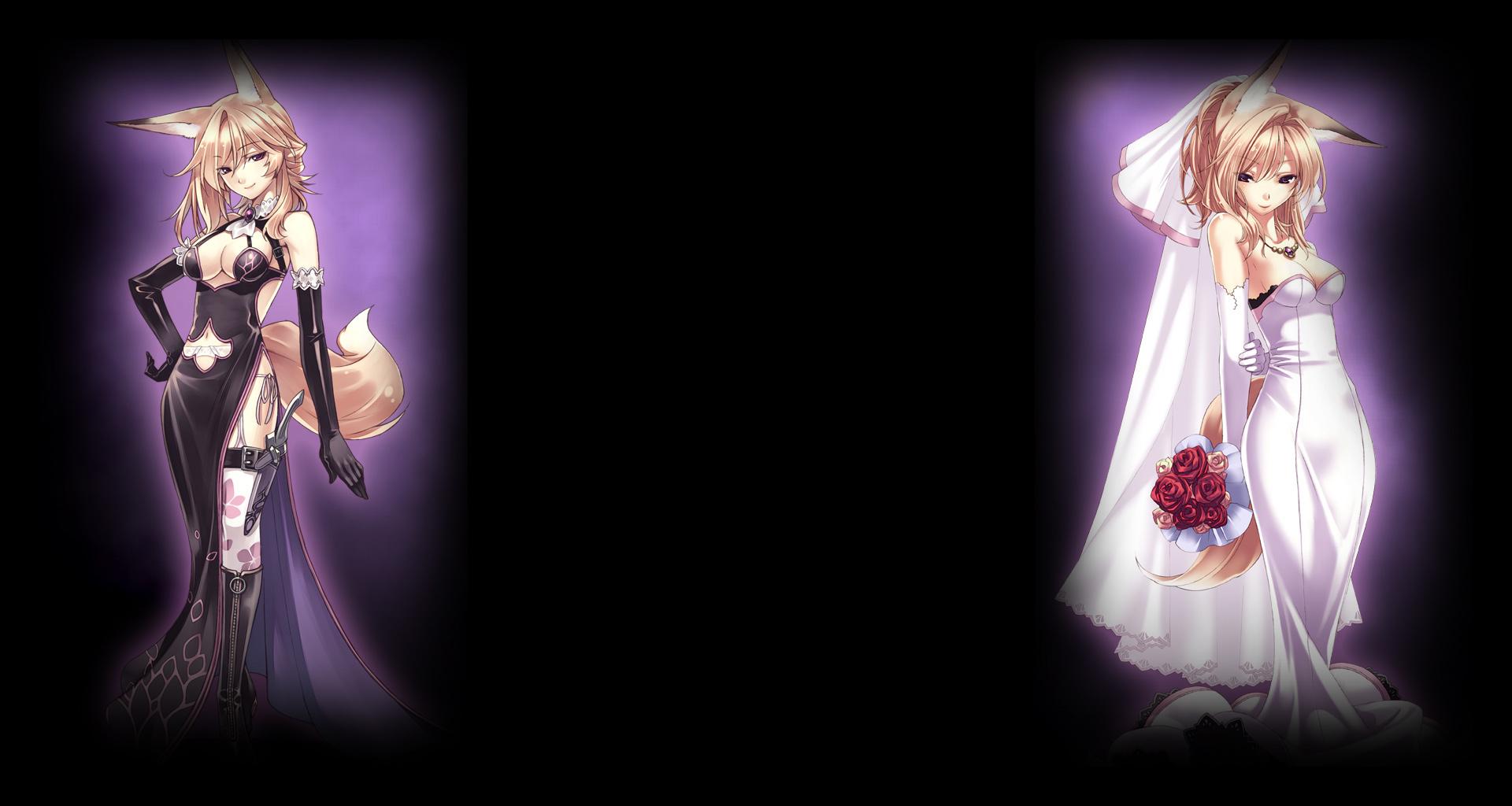 Обои аниме в стим