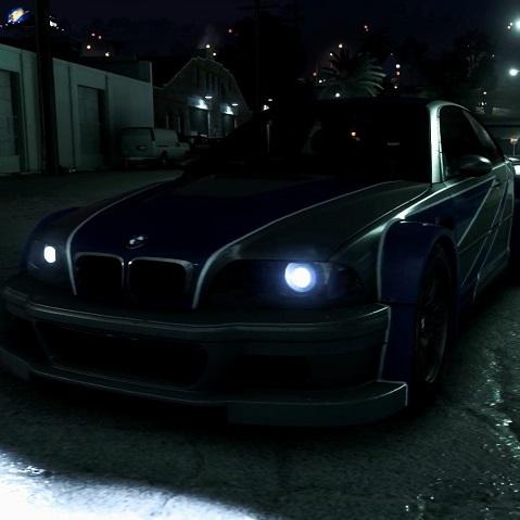 Steam Workshop Most Wanted Bmw M3 Gtr