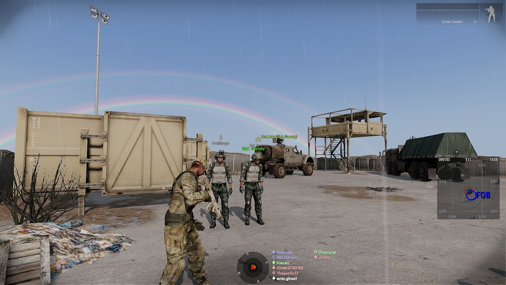 Steam Community :: Screenshot :: Fred and Garvey under a