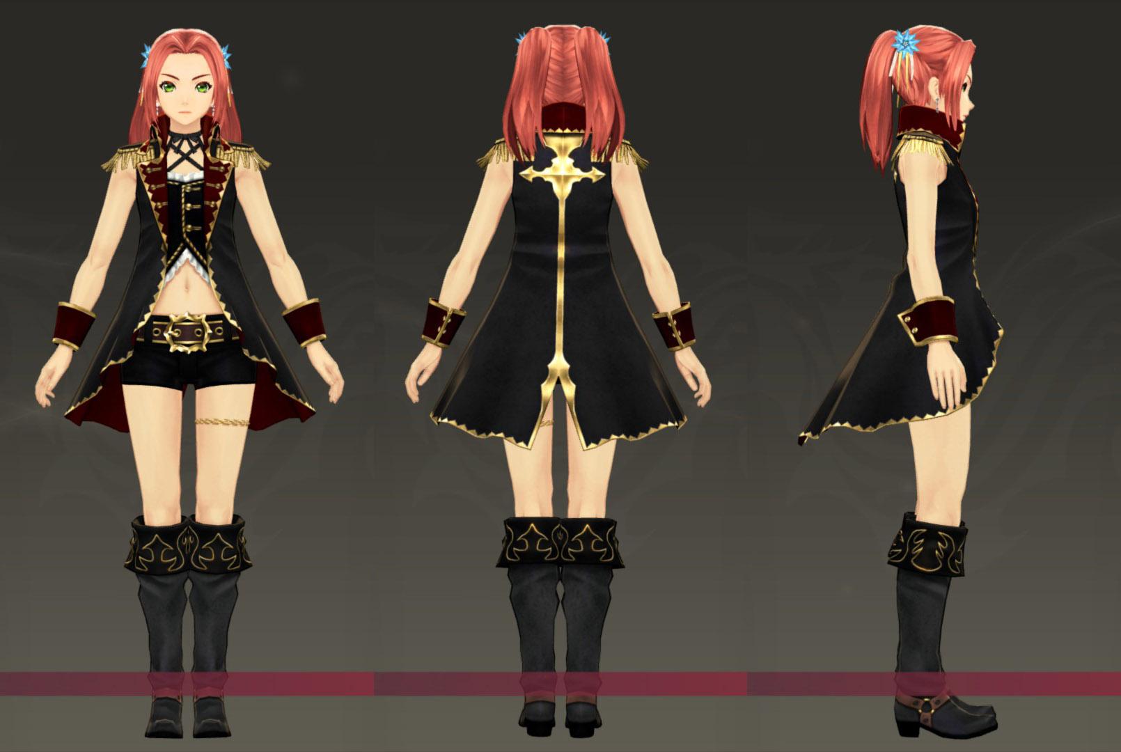 Spilnota Steam Posibnik Mod Eleanor S Pirate Outfit