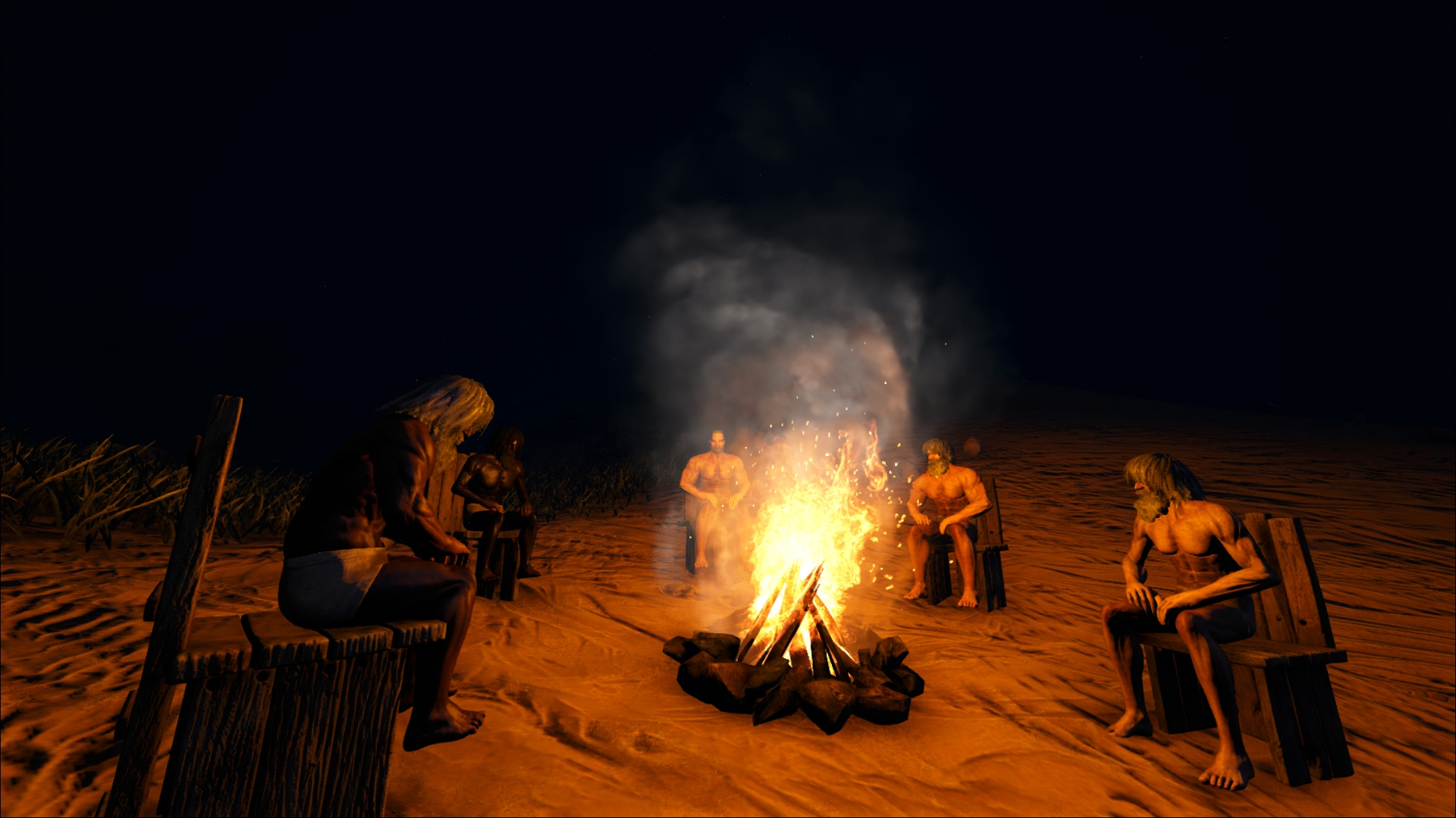 Steam workshop ark survival evolved os guardies malvernweather Gallery