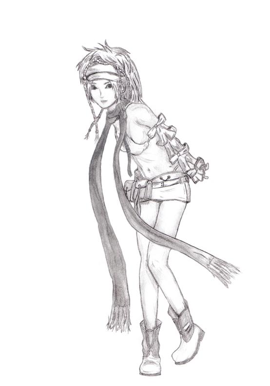 Steam Community Rikku Final Fantasy X