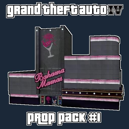 Gta Iv Prop Pack