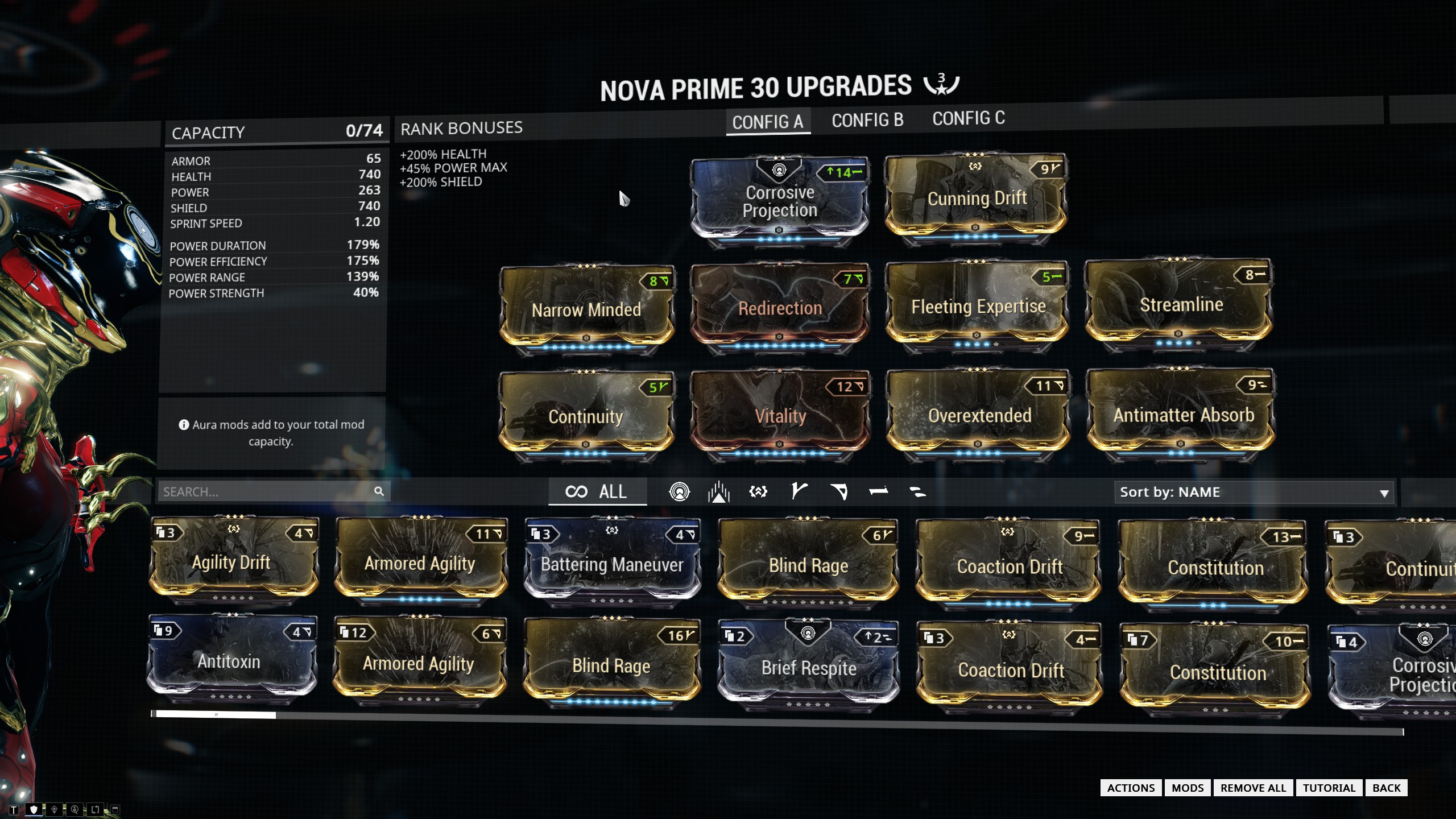 Nova Prime Build Guide Help Warframe Hey guys and today we're gonna take a look at the nova speed build which unlike nova slow build speeds enemies up rather than slowing them down. nova prime build guide help warframe