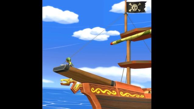 Steam Workshop :: VGW: 4K Wind Waker Ocean Scene 60fps
