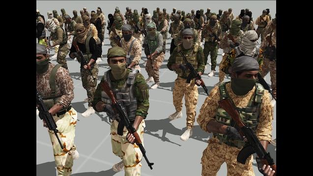 Steam Workshop :: Iraqi-Syrian Conflict
