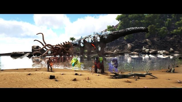 Steam Workshop :: Pugnacia Dinos
