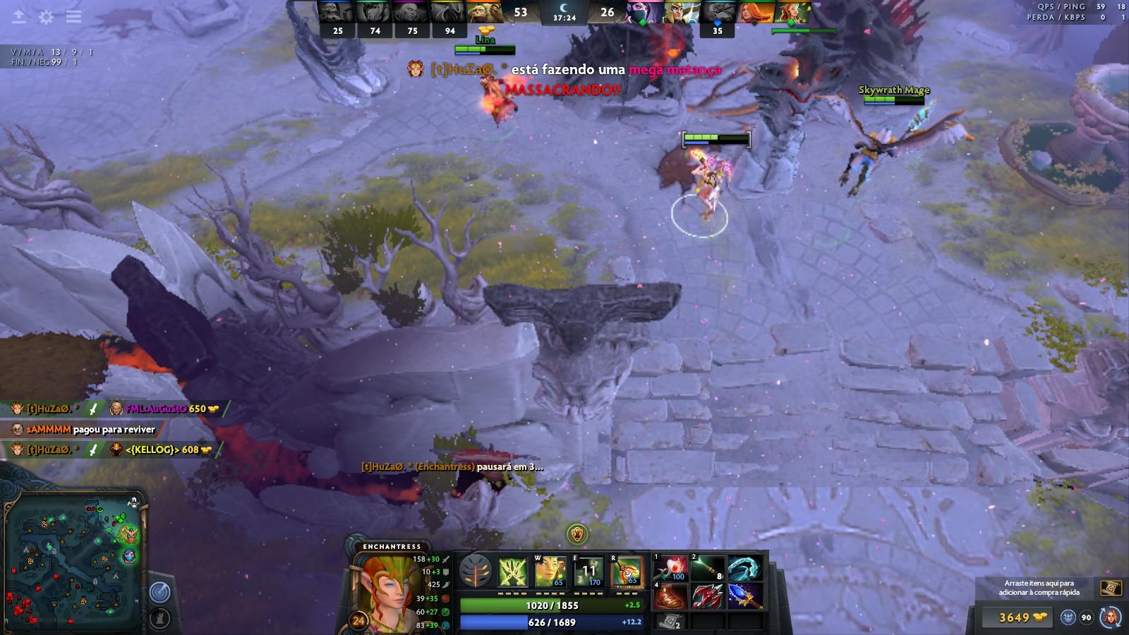 steam community screenshot voltando ao dota 2 com rampage