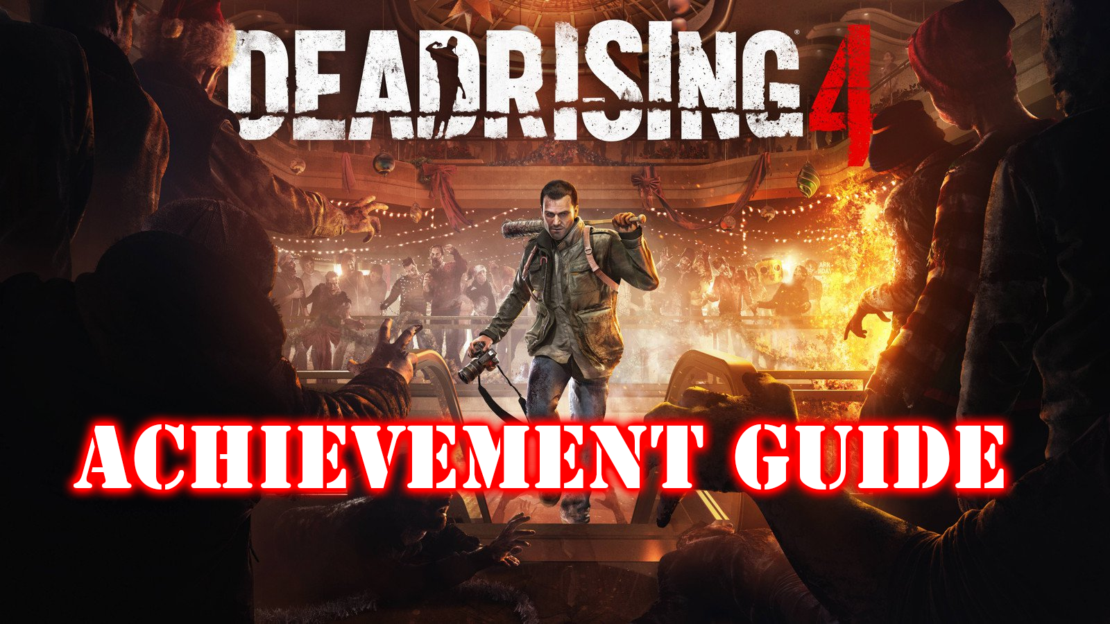Steam community guide 100 achievement guide dlc welcome to the dead rising 4 achievement guide malvernweather Gallery
