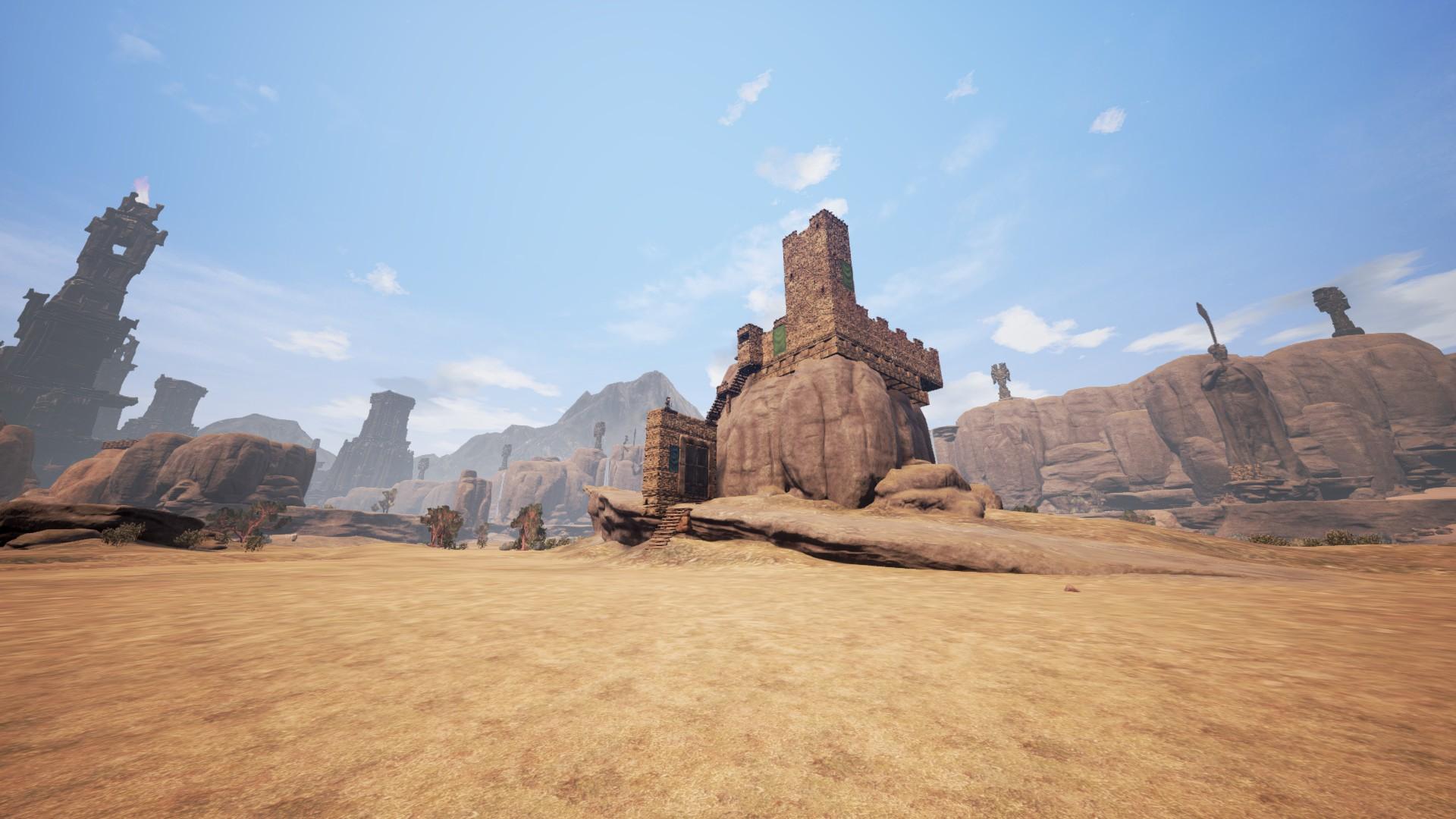 Steam Community :: Guide :: Conan Exiles Building Tips (Anti Glitch