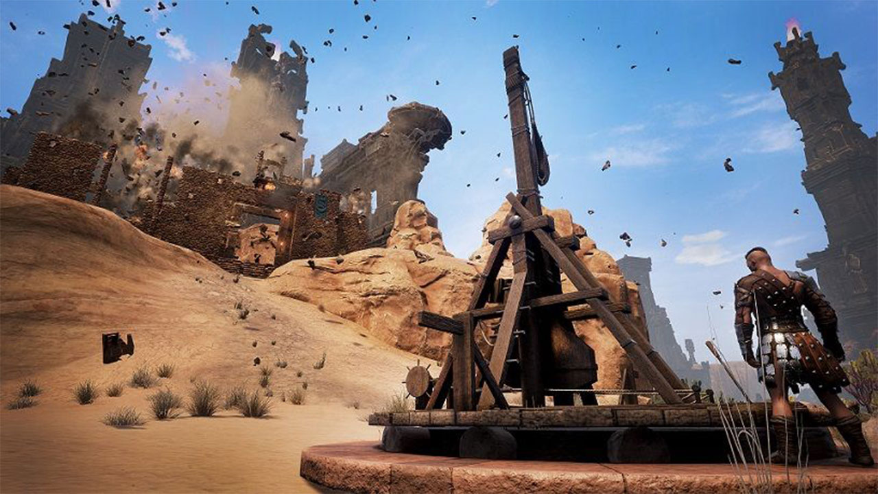 Steam Community :: Guide :: Conan Exiles Building Tips (Anti