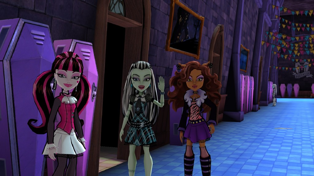 List of Monster High characters - Wikipedia
