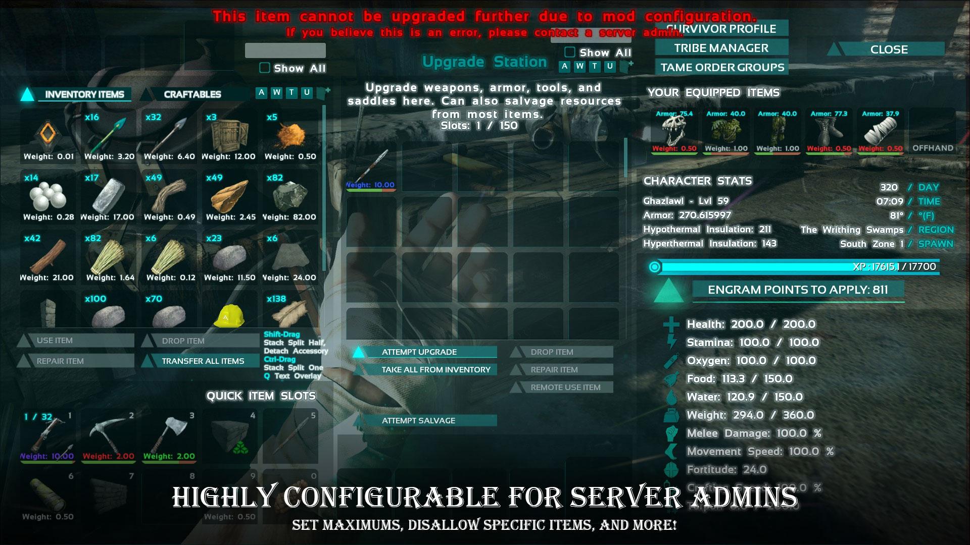 Steam Workshop :: Upgrade Station v1 8i