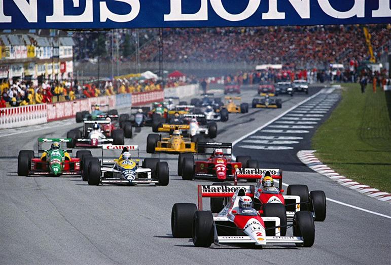 F1 1989 Mod (Updated)