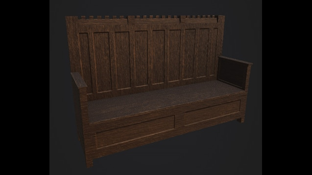 Marvelous Steam Workshop Medieval Bench Machost Co Dining Chair Design Ideas Machostcouk