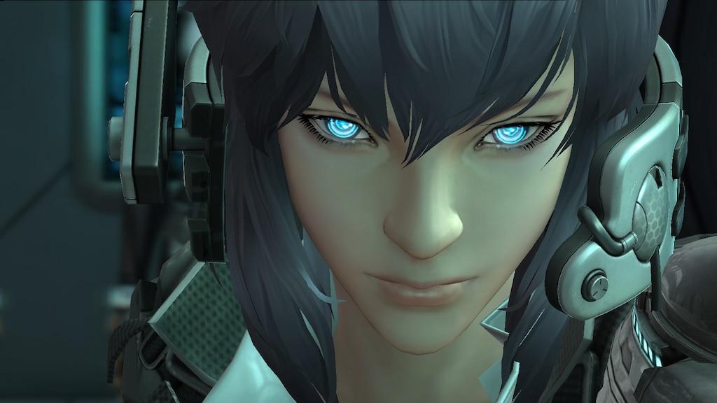 Steam Community Screenshot Motoko Kusanagi