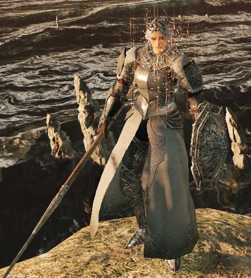 Dark Souls  Old Leo Ring Katana
