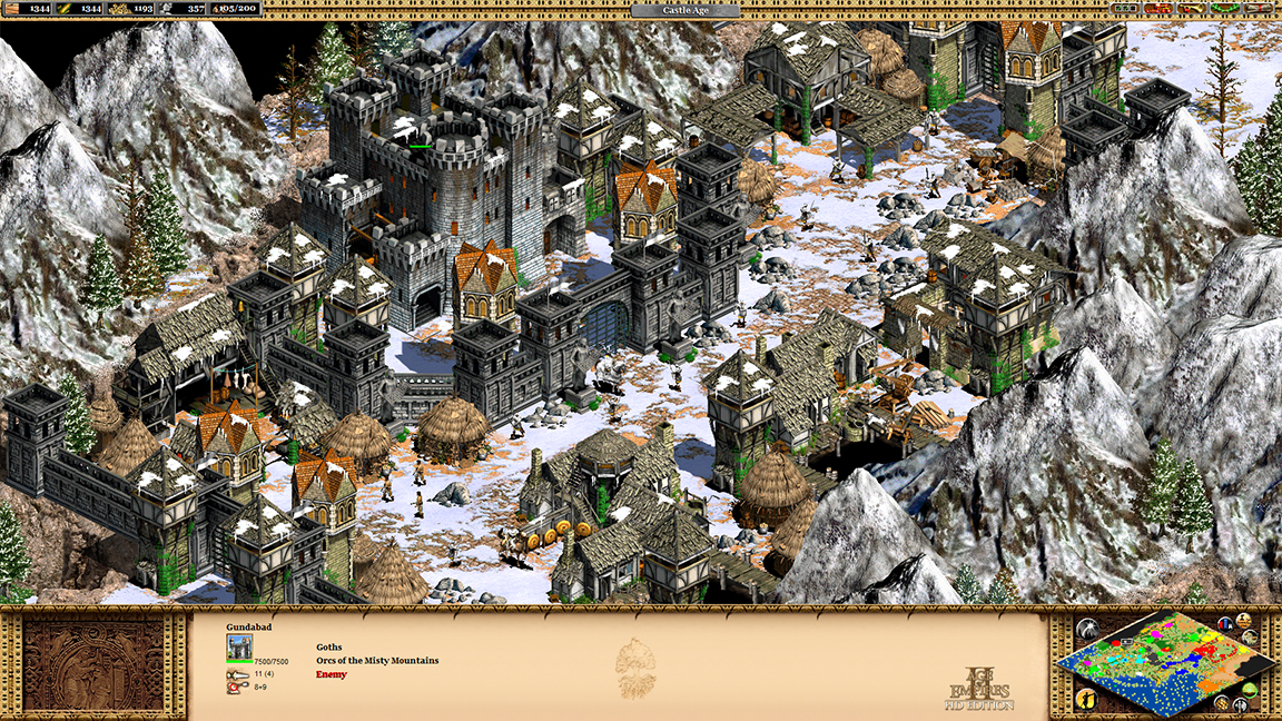 5 most popular age of empires ii hd mods in the steam workshop this custom map design was painstakingly drawn using various references and maps from tolkiens books to make it as accurate as possible according to gumiabroncs Images