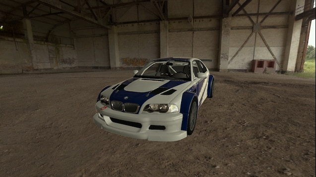 Steam Workshop Bmw M3 E46 Gtr