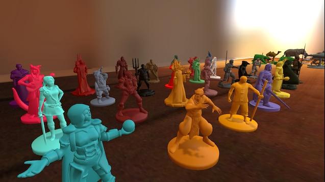 Steam Workshop :: DND 5e Miniatures