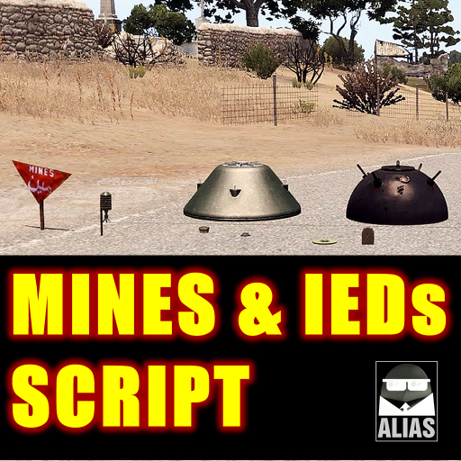 ied and landmine info paper