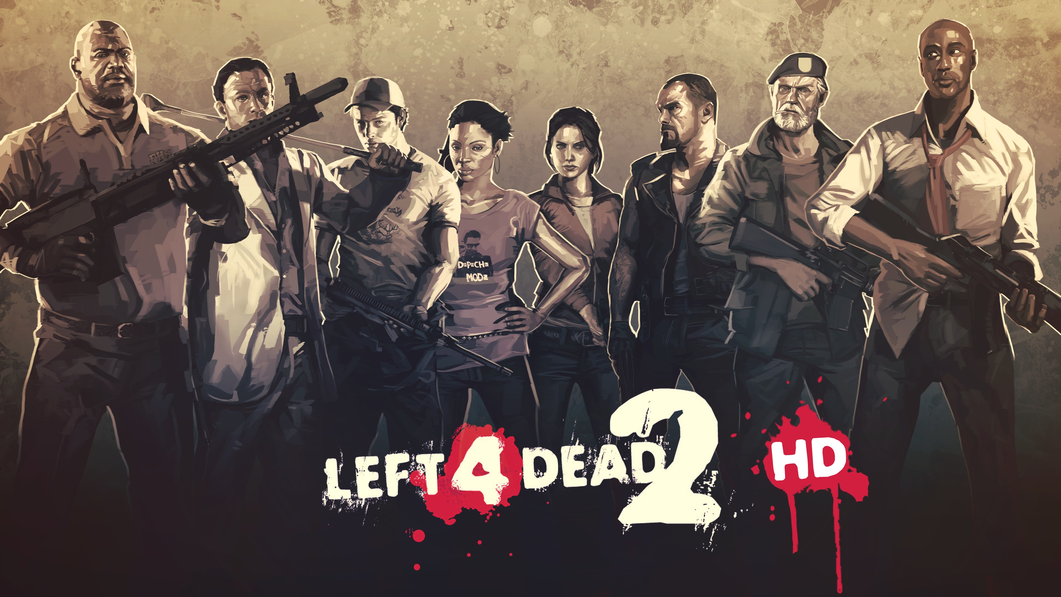 Steam Workshop :: Left 4 Dead 2 HD OverHaul