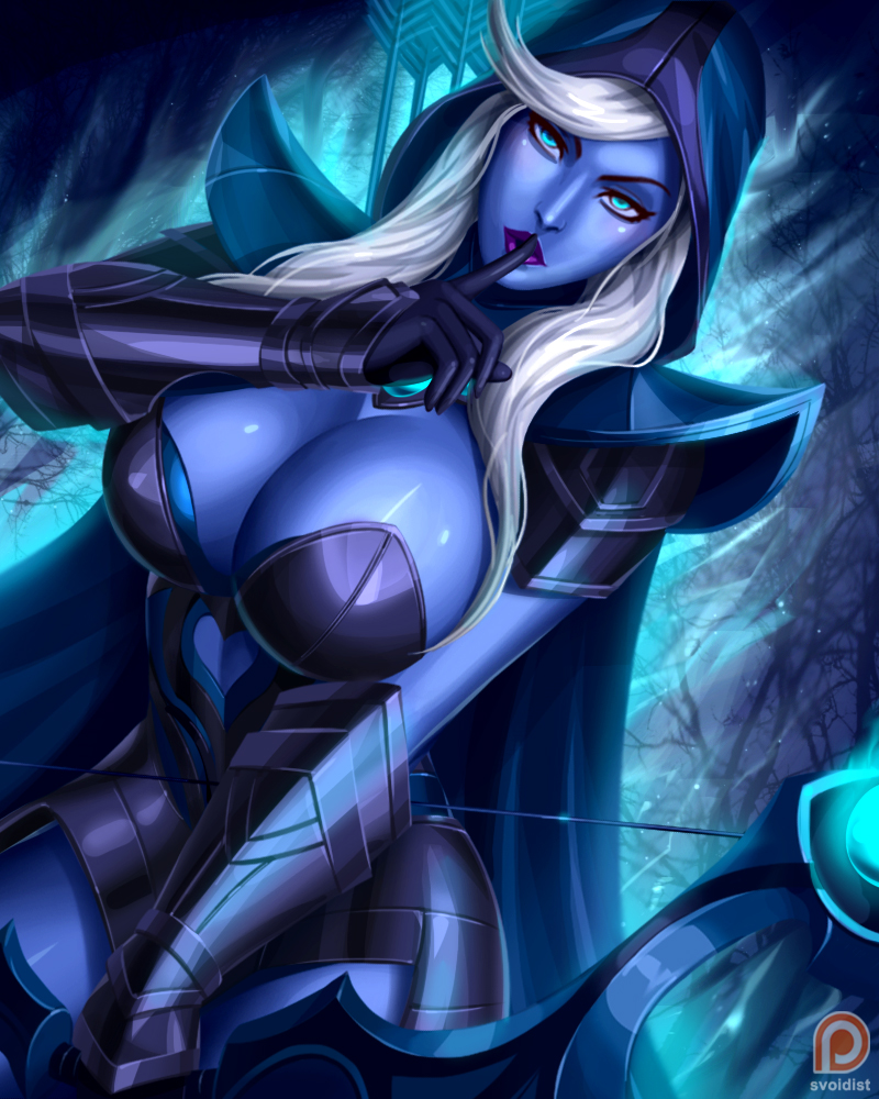 Steam Community Drow Ranger