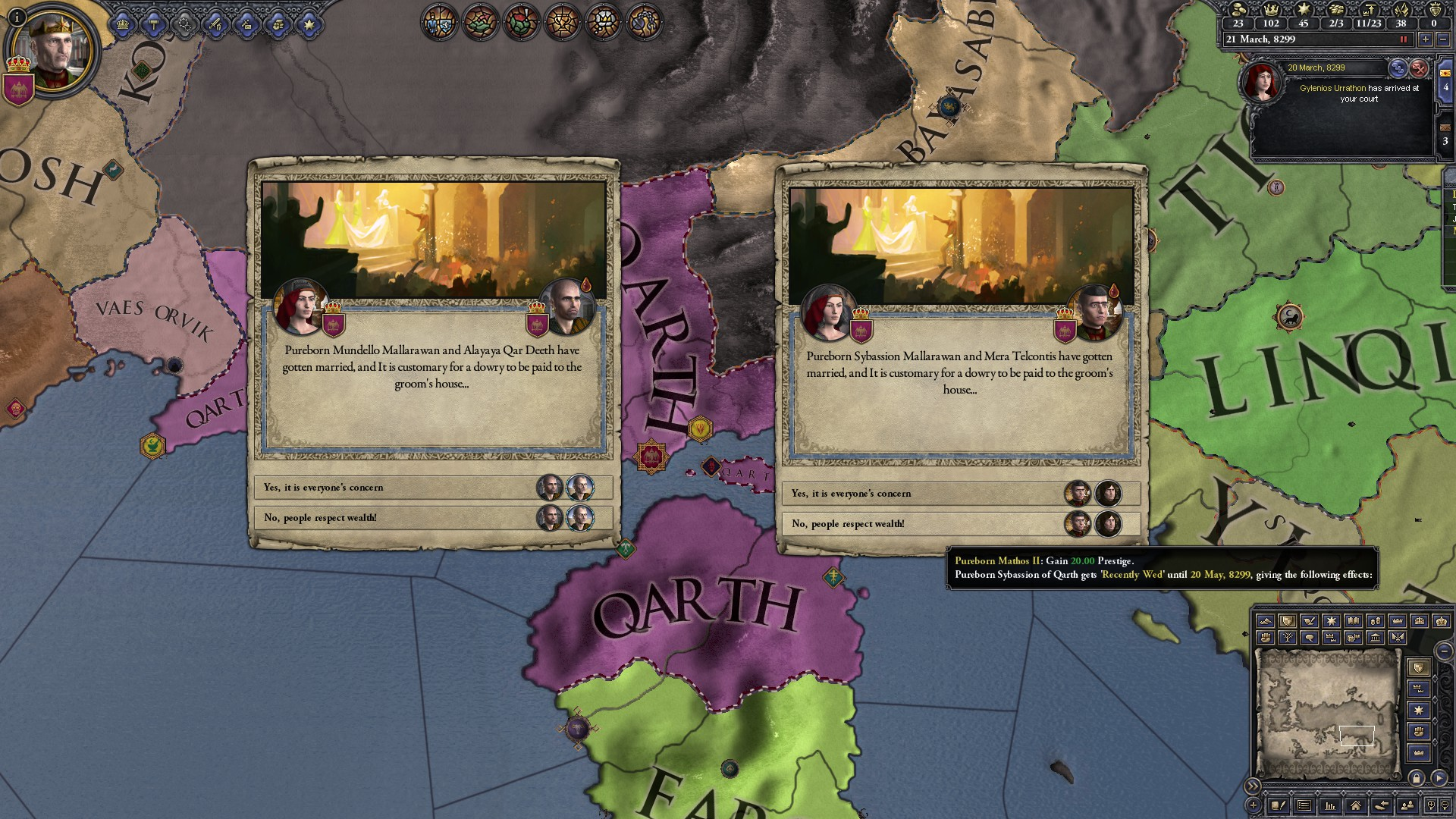 Ck2 concubine cheat