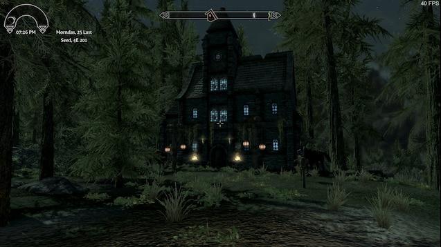 Steam Workshop :: Spiderwick Manor Vampire Mod