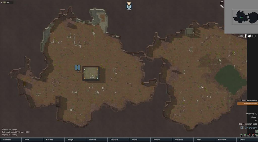 Steam Community :: Screenshot :: seed: stratospheric location: 8E